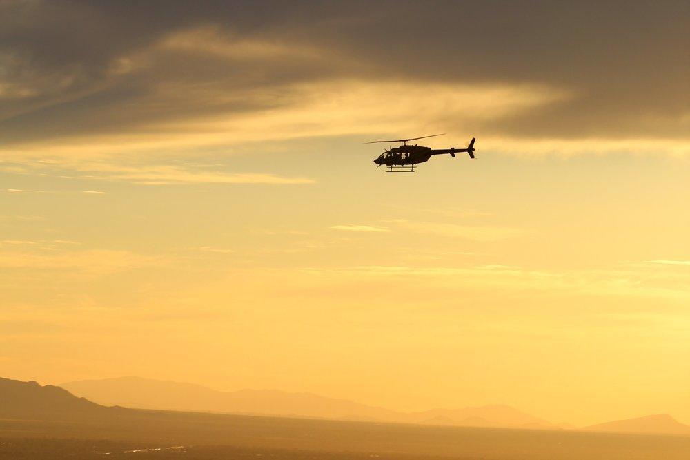 Hélicoptère -