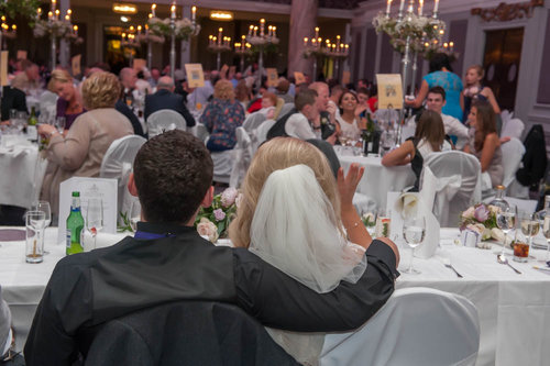 Wedding Photography At Grand Central Hotel Glasgow Paul Saunders