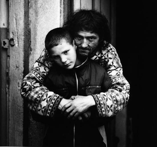father and his son. #humanrights #childrenrights