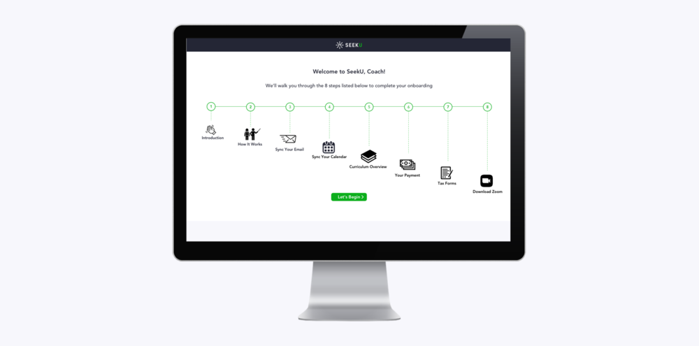 CASE STUDY: SEEKU: AN ED-TECH PRODUCT   UX WRITING, USER RESEARCH, USER INTERVIEWS, STAKEHOLDER INTERVIEWS,VISUAL DESIGN