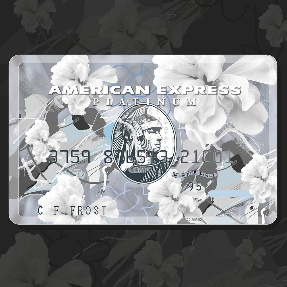 AMEX: Platinum card