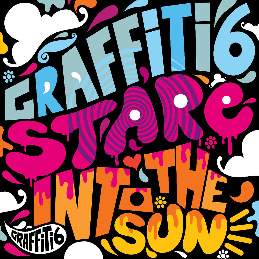 Stare Into The Sun by Graffiti6