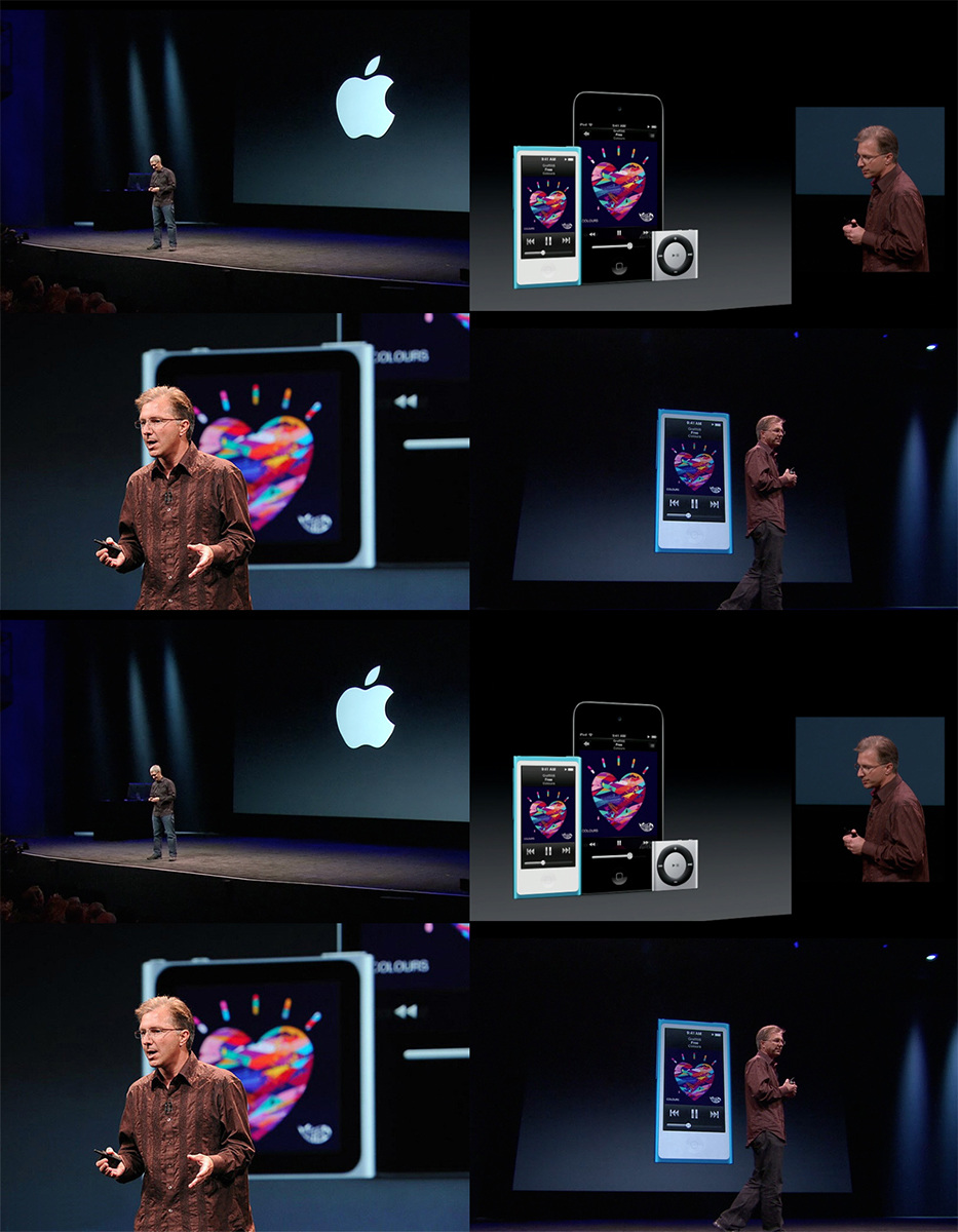 iPhone 5 launch, keynote address