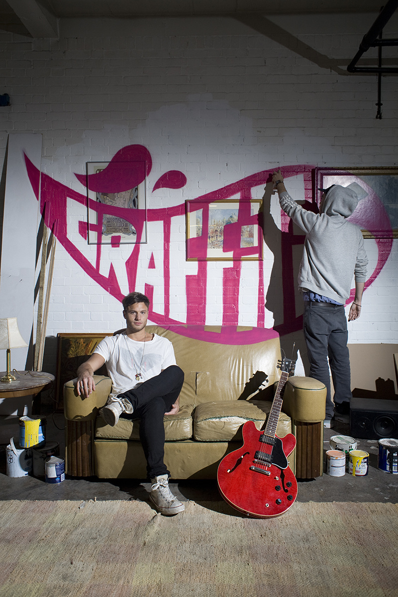 Graffiti6 promo shoot