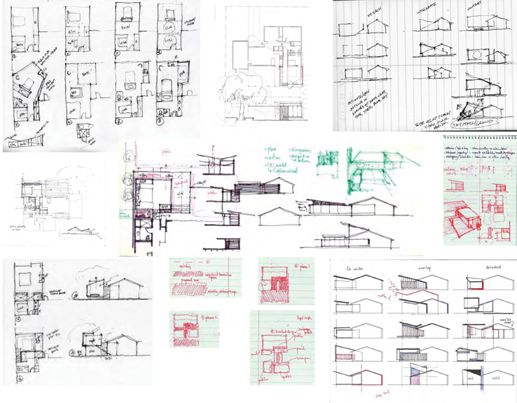 Architectural Diagramming Our Process To Concept Formation