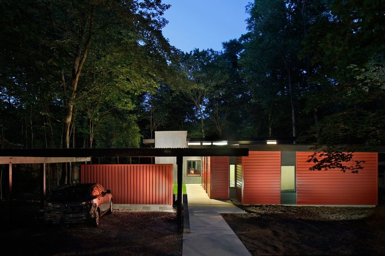 Carrboro House Thoughtcraft Architects Architecture And Design
