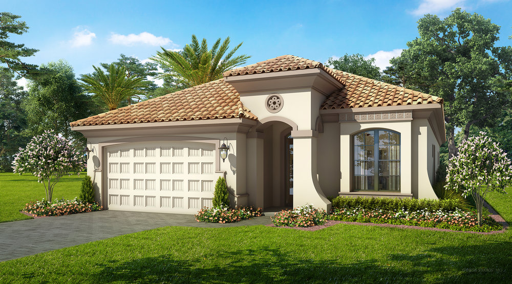 Atelier Design Group is working on a new and exciting project. Marina del Palma Yacht Club is a private gated community situated along the Intracoastal Waterway in Palm Coast, Florida. The Catalina Model.