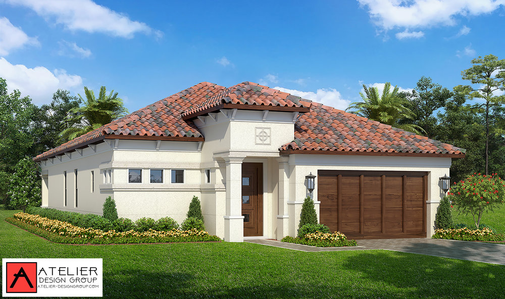 Atelier Design Group is working on a new and exciting project. Marina del Palma Yacht Club is a private gated community situated along the Intracoastal Waterway in Palm Coast, Florida. The Harbor Model.