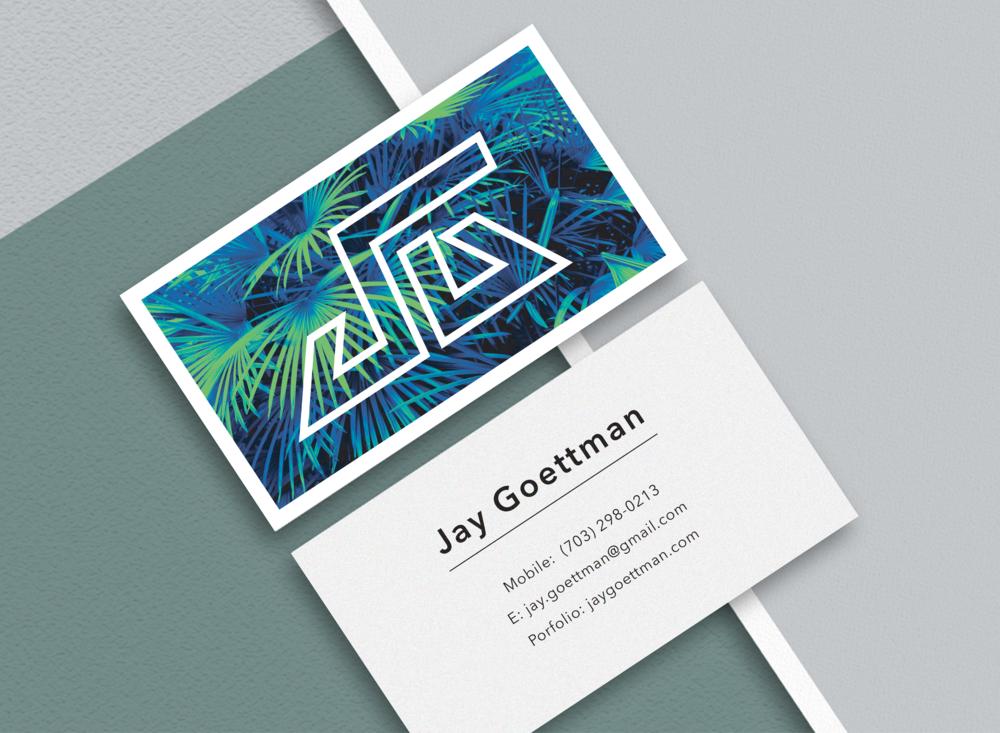 Personal Logo Jay Goettman