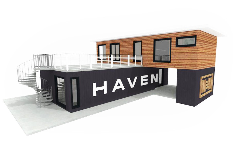 HAVEN | Ultra Modern & Eco-Friendly Prefab Modular Homes by Third ...