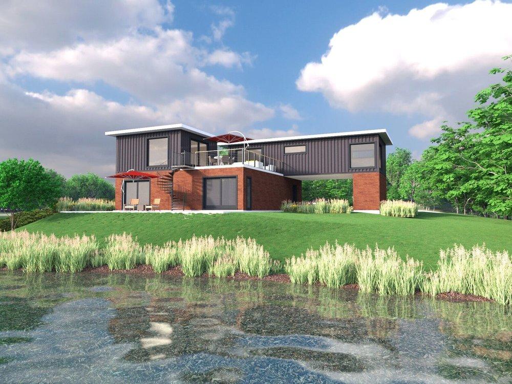 Modern modular prefab homes affordable modern prefab for Ultra modern modular homes