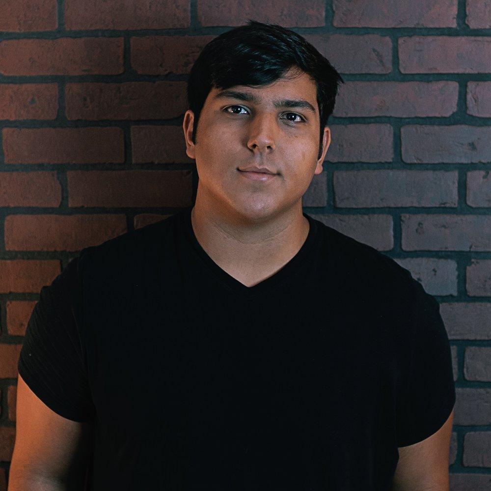 ADRIAN GONZALEZ  Videographer