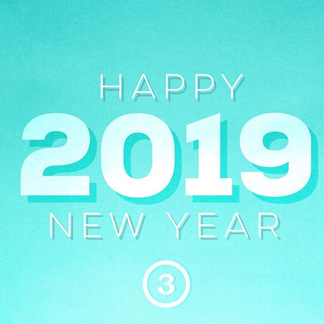 12 new chapters, 365 new chances, Happy New Year from the 3c Project! | #3CP