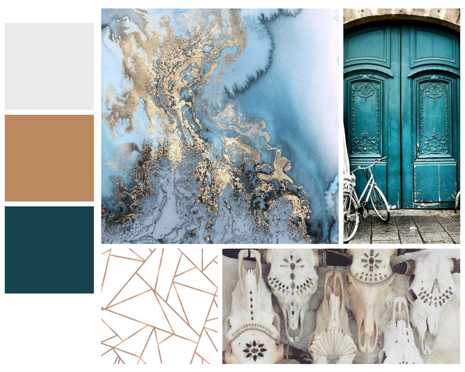 Turquoise and White Mood Board Photo Collage.jpg