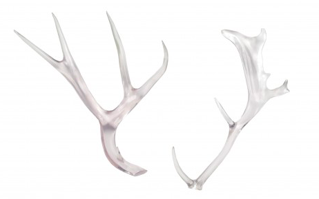 Lucite Antlers - Jayson Home