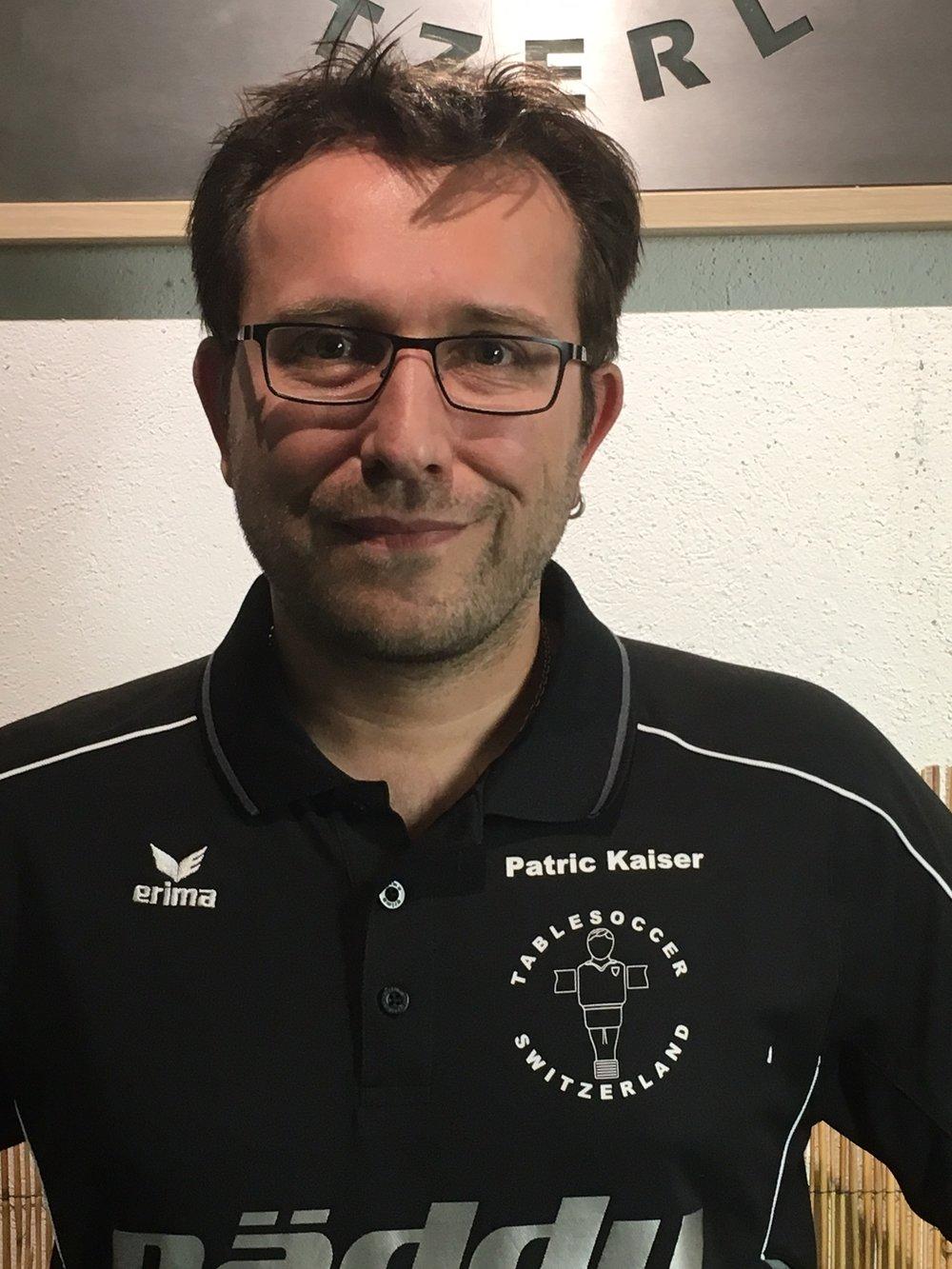 Patric Kaiser, SG