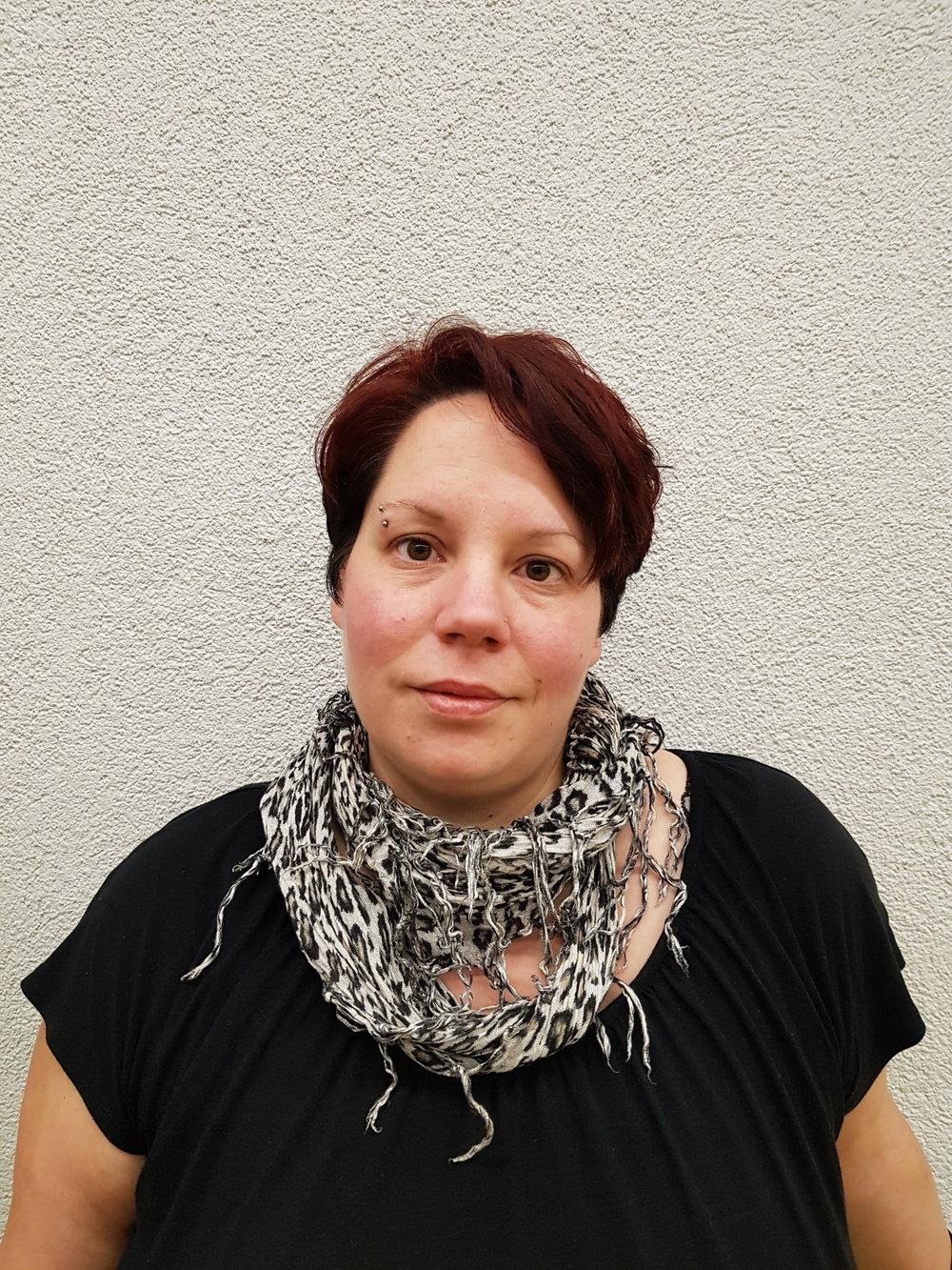 Jolanda Scheidegger, BE