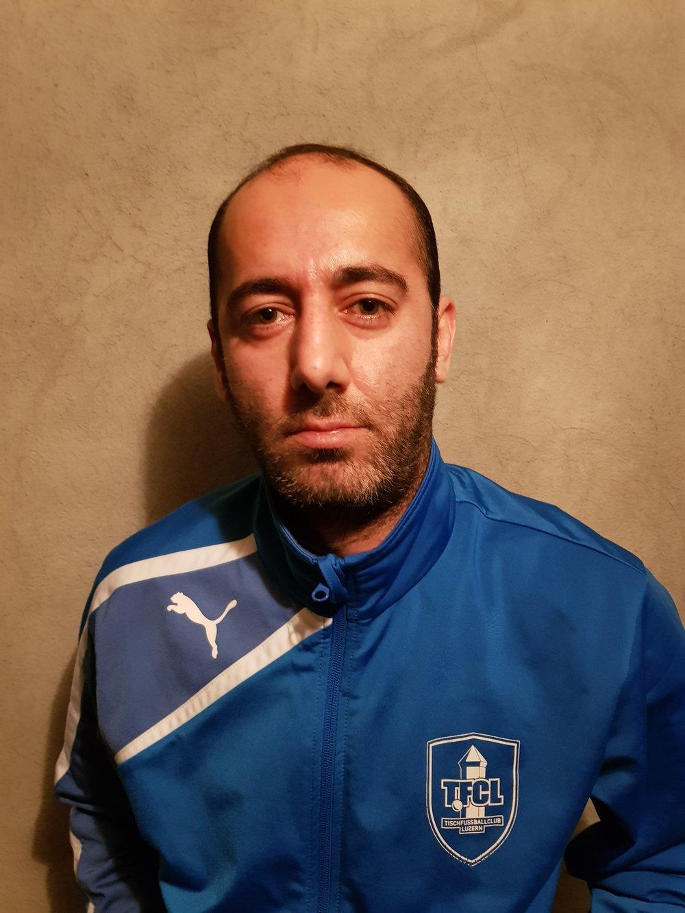 Ahmed Shamal, LU