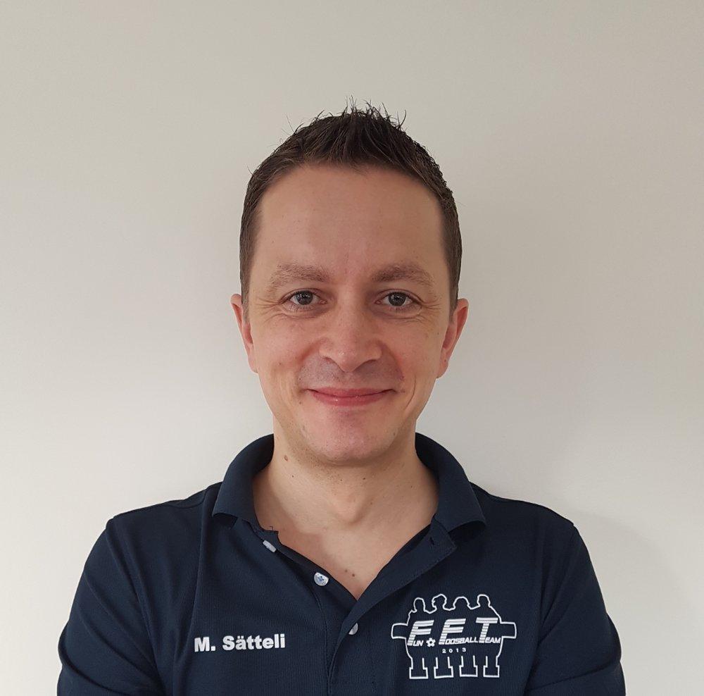 Michael Sätteli, SG