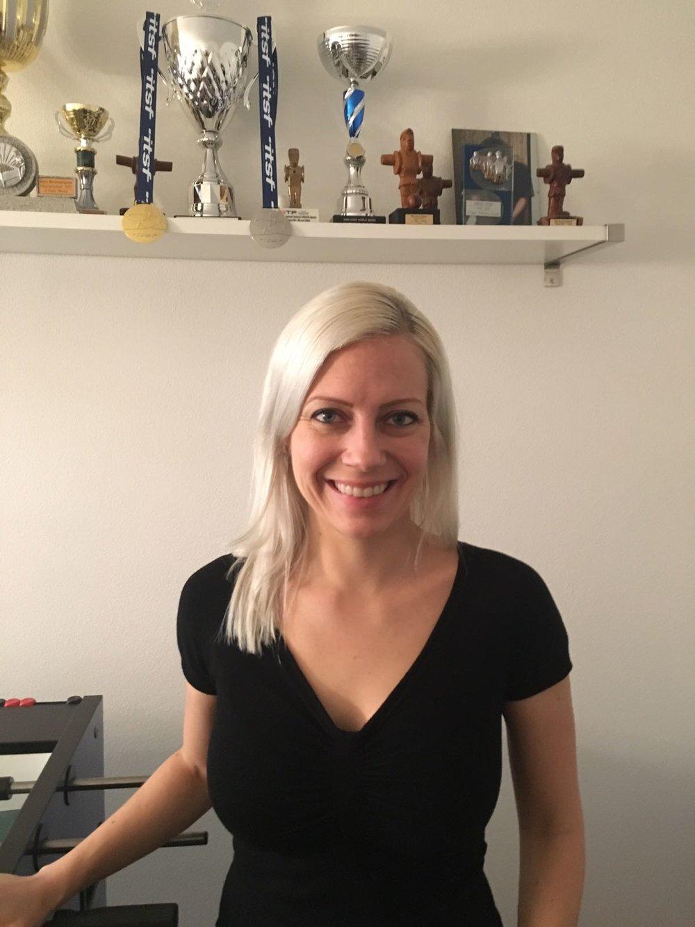 Dina Mettler, ZG