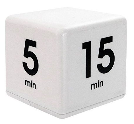 The Miracle Cube Timer