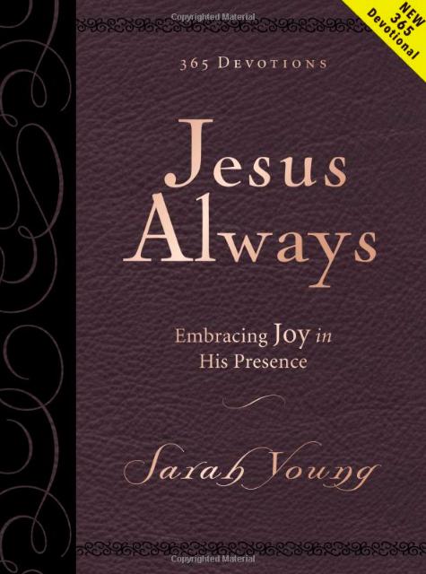 Embracing Joy In His Presence