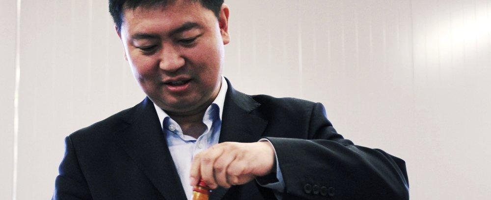 Chinese Ambassador Finland