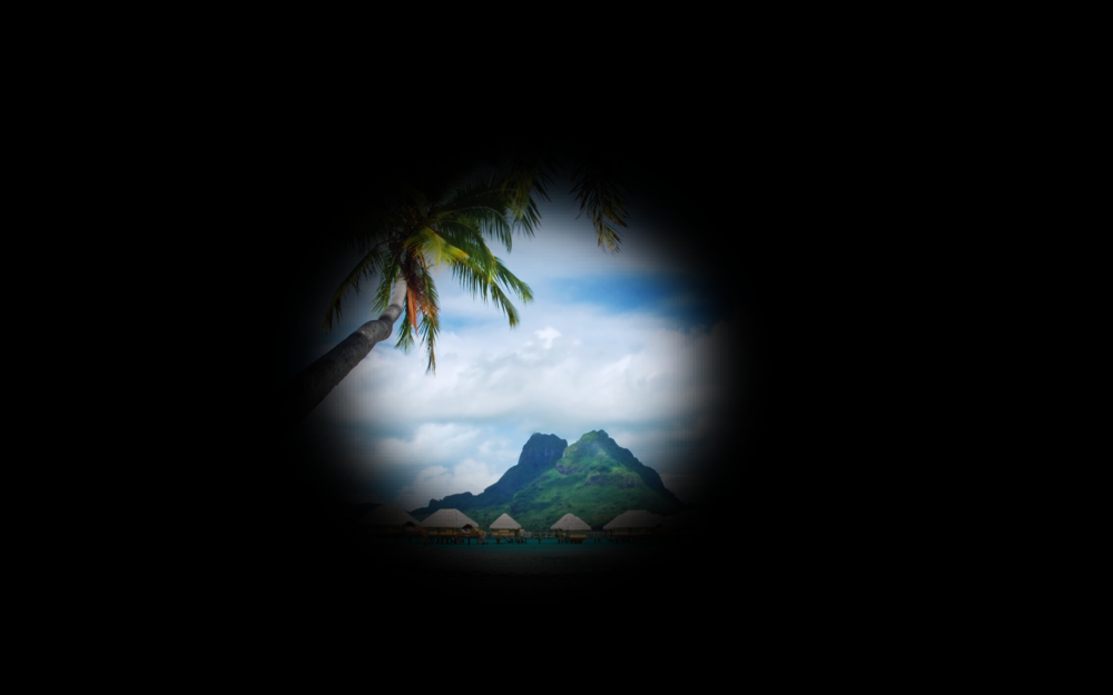 Glaucoma view of the world