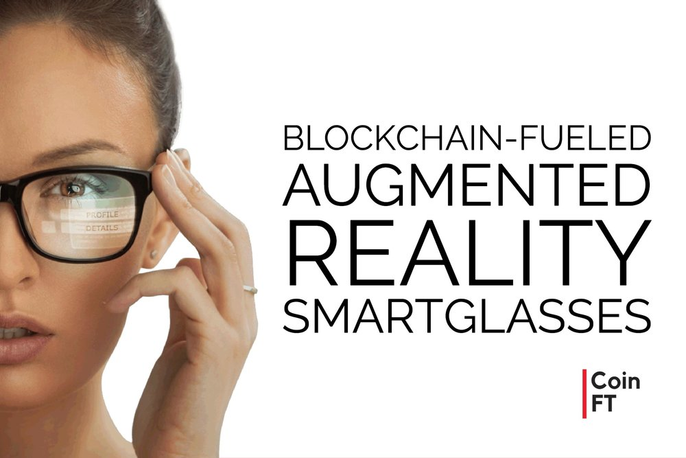 Lucyd: Building the World's First Blockchain-fueled Smartglasses