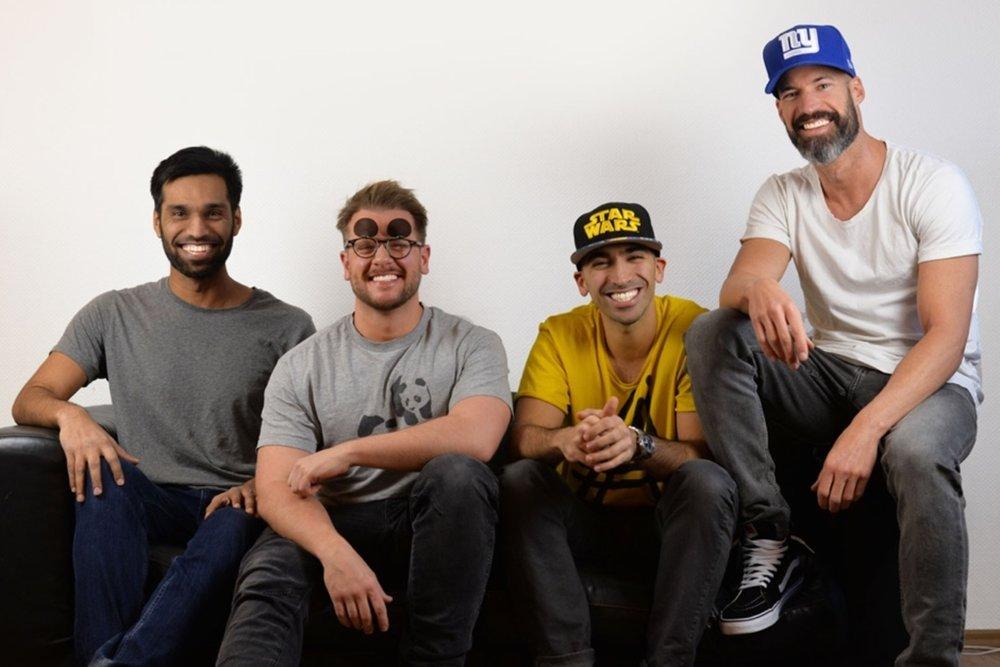 Macher Farooq Haider, Florian Eckelmann & Siamak Ghofrani