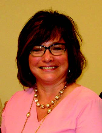 Julie Simanski - 2017 ICA Citation Award Recipient