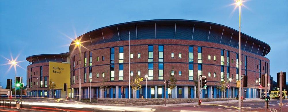 Salford Royal Hospital - Stott Lane, Salford, M6 8HD