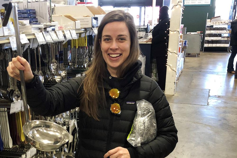 Kat Humphrey - Hoopla Head ChefBirthplace: Baltimore, MarylandFav Hashtags: #nopeSpirit Animal: My cat, Harvey