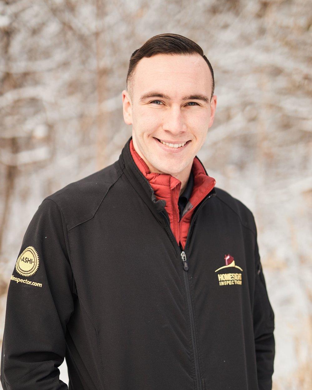 Lucas Brown - ASHI Associate Inspector, EDI Moisture AnalystLucas@mninspector.com(612) 500-2894
