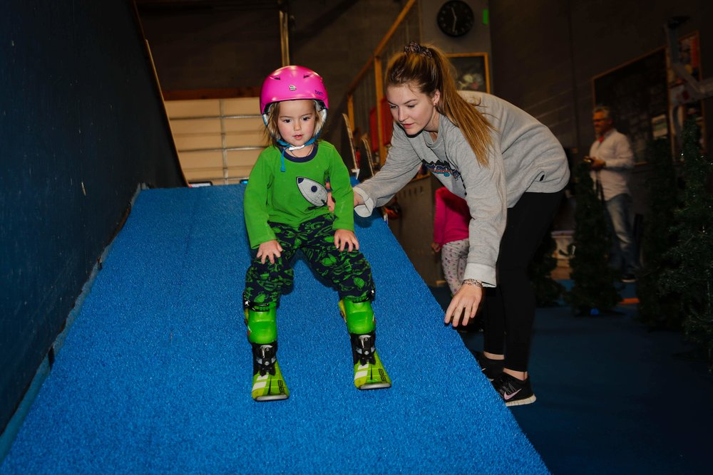 Homeschool Enrichment Program - Do you homeschool your child? Are they interested in learning how to ski and snowboard!? Shredder offers a unique, one of a kind ski and snowboard experience, guiding children through skill progressions to build confidence, knowledge, and proficiency! The four fundamentals we focus on are balance, pressure, rotary, and edging. Classes will consist of a boot warm-up, directional walking, ski education, skiing / boarding, & more! The price is $17.50 for first time Shredders and $32 for each additional visit, but the price can be adjusted when purchasing a 6-12 week packageAges: 2.5 and up! (flexible) Currently only available at Shredder BoulderMaximum of 12 kids per classAvailable Wednesdays & Thursdays from 1:00 – 3:00pmWinter Session begins 1/7/19, but register at ANY TIME by contacting us!Boulder@ShredderSki.com | (303) 396-1754