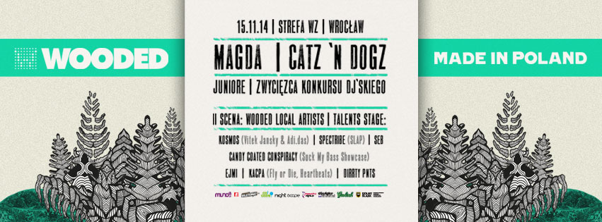 Wooded 2014 Made in Poland