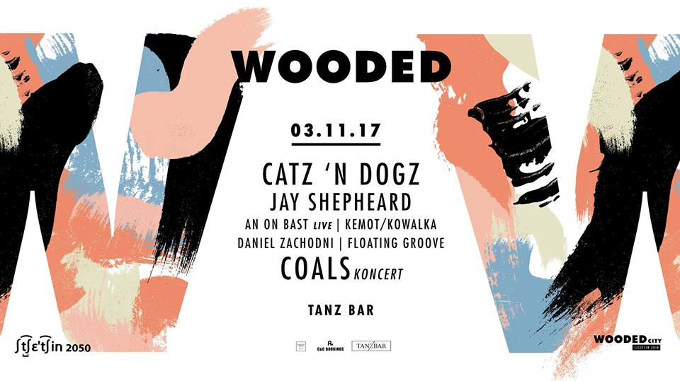 Wooded 2017 Tanz Bar