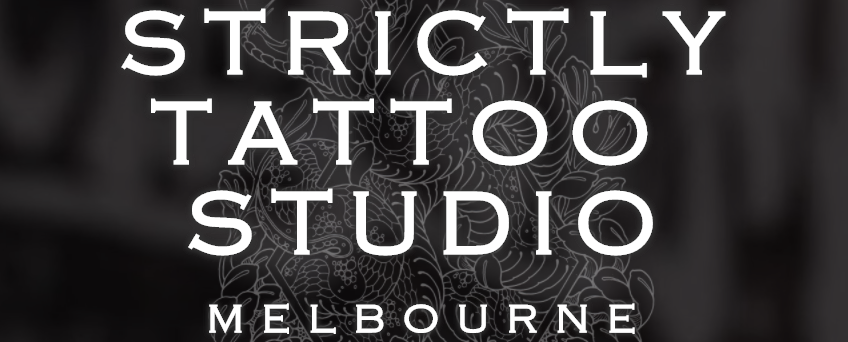Strictly Tattoo Studio Melbourne - http://strictlytattoostudio.com.au/