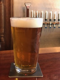 Ali's Pale Ale (American Pale Ale) - ABV:4.7 IBU:41 SRM: 7This beer was crafted for and named after one of our daughters who loves craft pale ales. Ali's has an amber color and mild malt body that really showcases the Cascade hops. Cascade generates a piney resinous bitterness with a hint of citrus in the dry finish.This beer was inspired by one of our daughters who loves craft beer but needed a slightly lower ABV.
