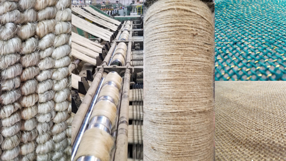 Brazilian Jute - Organic and Fair Trade certified (packaging), our partner Castanhal cultivates its raw materials on the edges of the Amazon river in collaboration with Agricultural families without the use of chemicals or even water, as the seasonal tides do the irrigation work. Get inspired by their clients here.