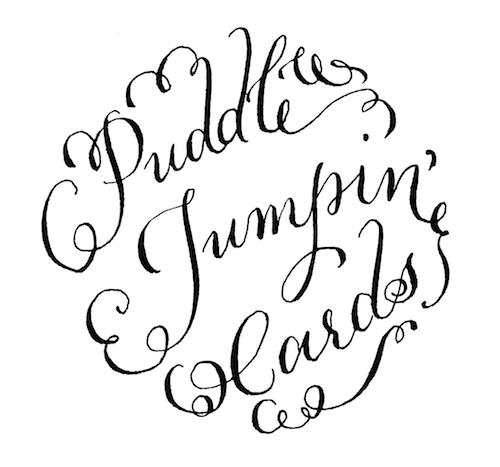 Puddle Jumpin' Cards