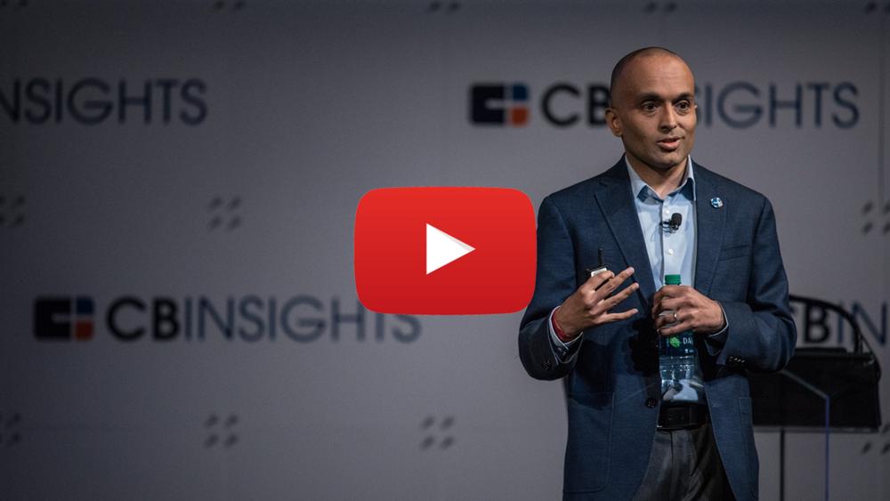 CB Insights Future of Fintech 2017