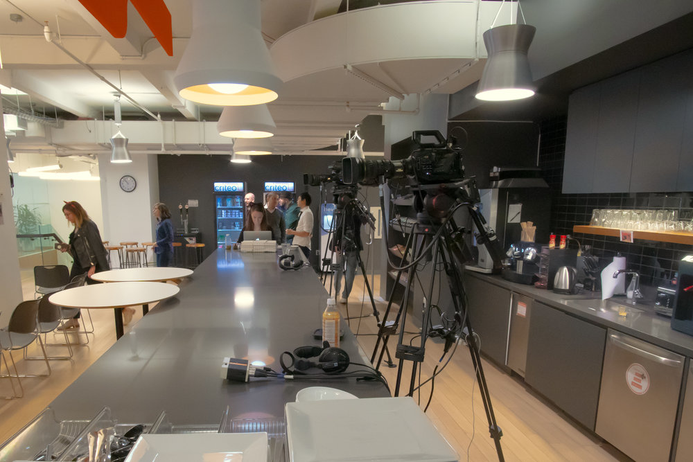 Ursa Broadcast Cameras