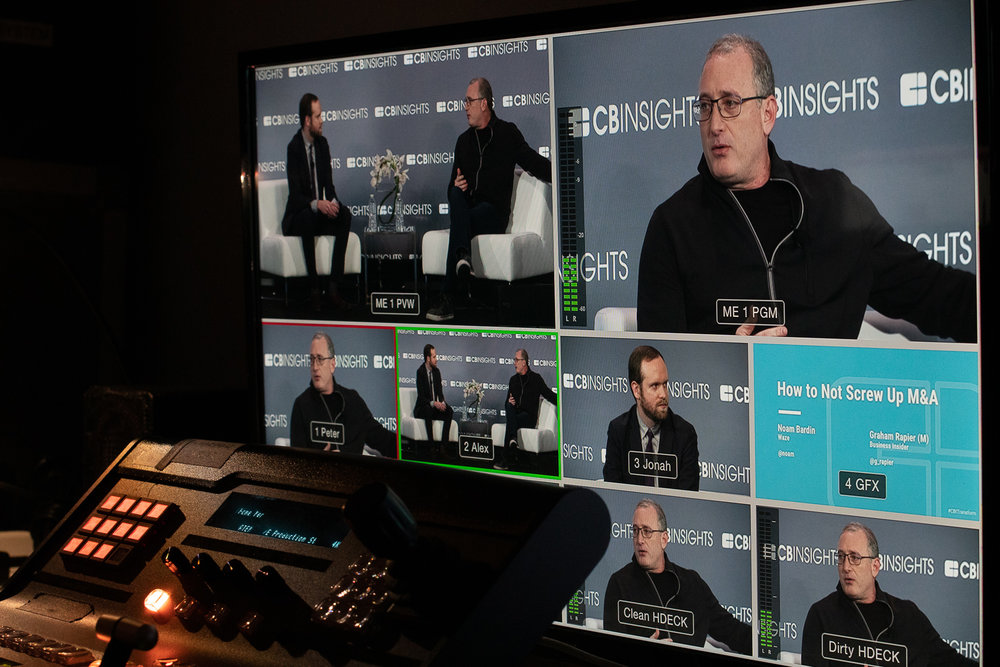 Get a Quote on IMAG Video Production - Save thousands over traditional broadcast video companies with Showstream IMAG camera production for conferences and large scale events.