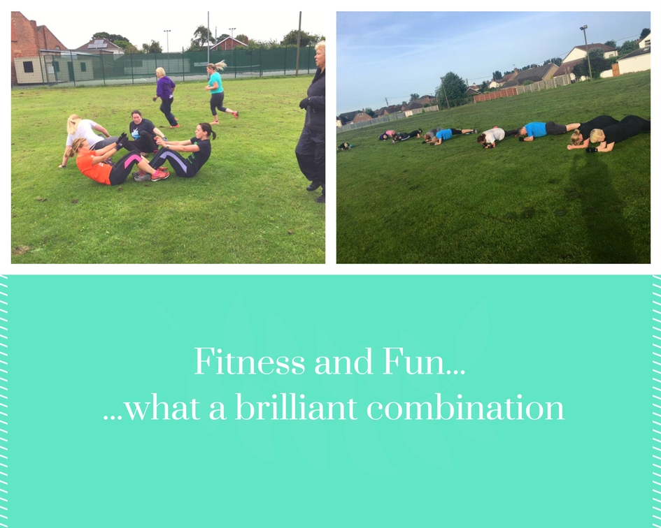 Fitness and fun at Isle Lose It