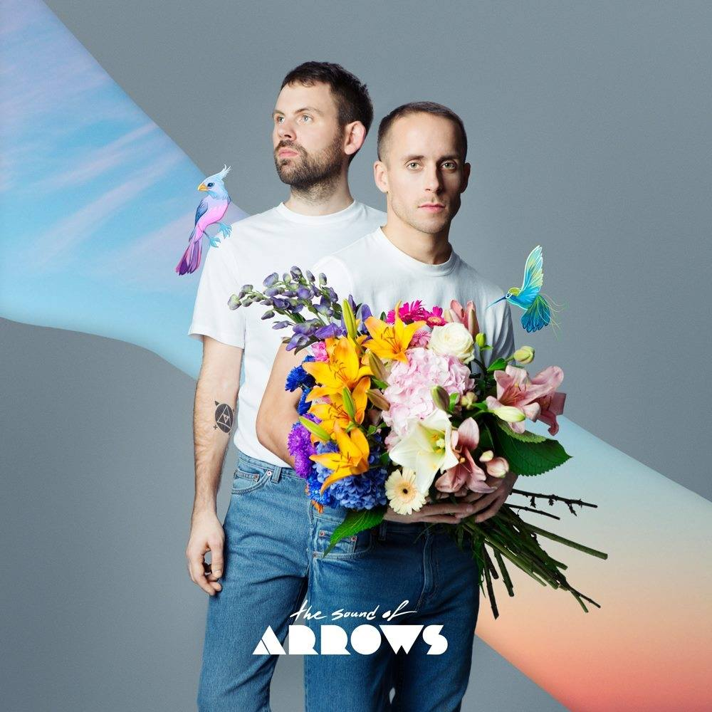 THE SOUND OF ARROWS - NEw ALBUm - STAy FREe - RELEASE 27th OCTOBER 2017