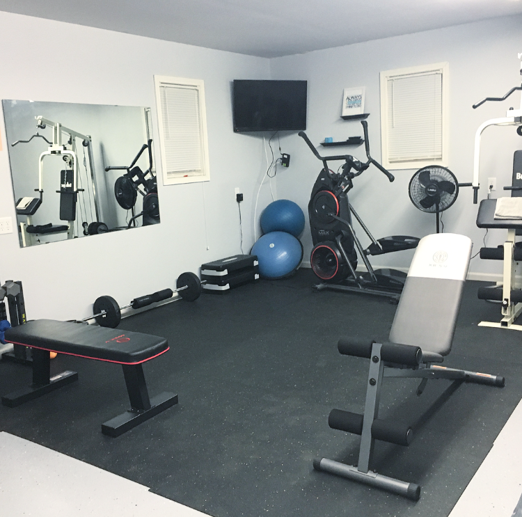 13 essentials for a home gym on a budget the basic housewife