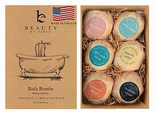 Bath Bombs    Gifts for Moms
