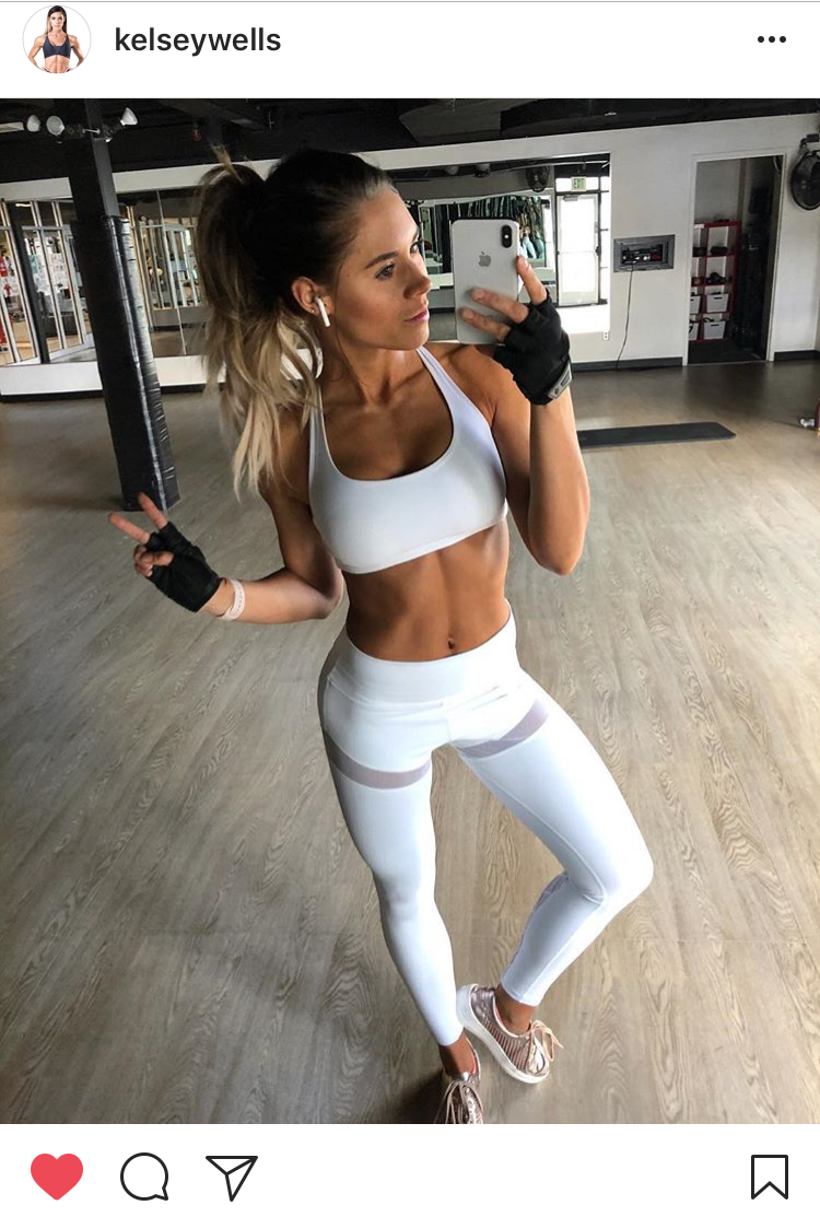 42 Female Fitness Instagram Accounts You NEED To Follow - The Basic