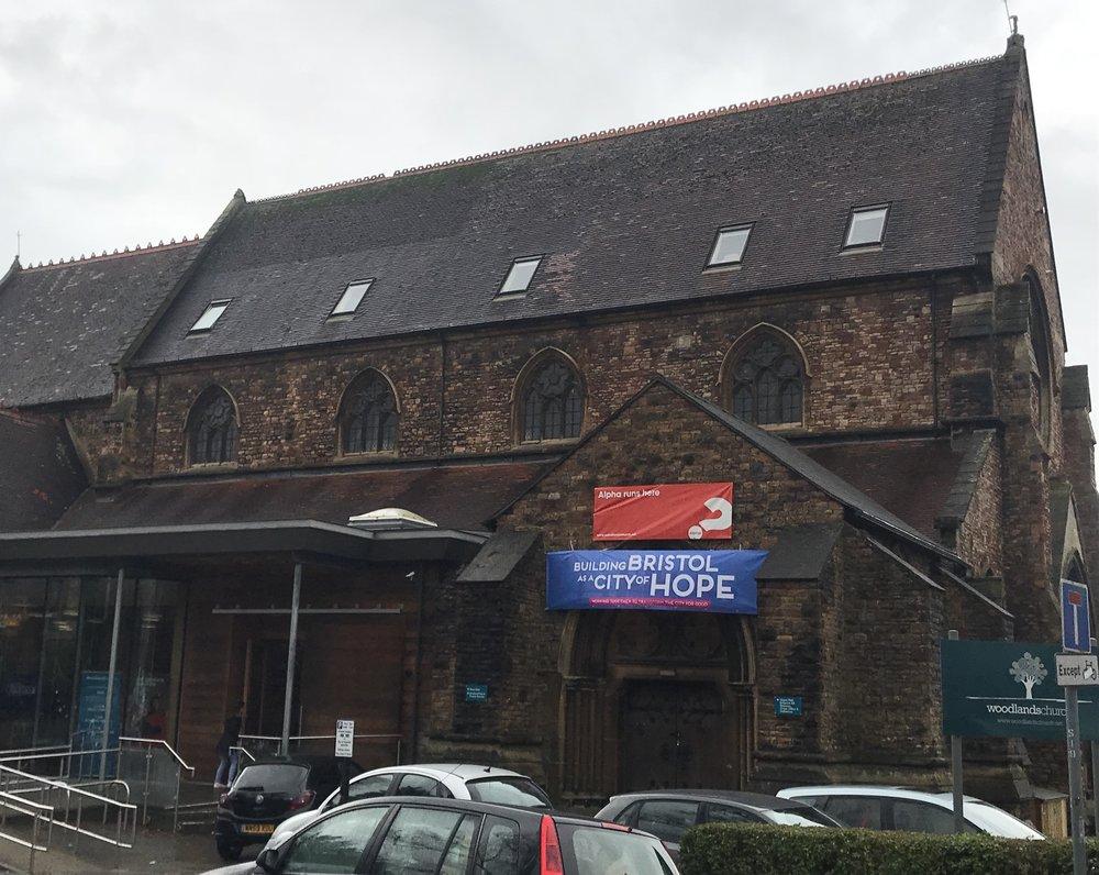 Woodlands Church, Clifton